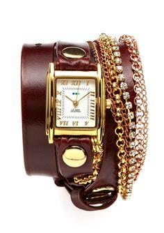 multi wrap watch/bracelet