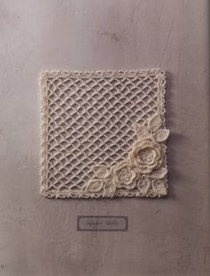 Ivelise Hand Made: In Square Crochet Beautiful!