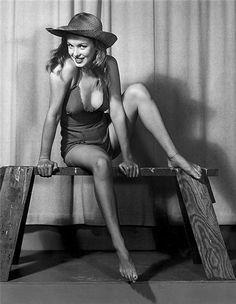 early Marilyn Monoe