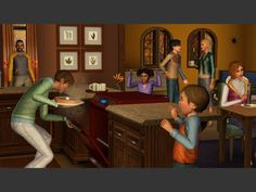 Enjoy the exciting Thanksgiving season. Cook the traditional roasted turkey and apple pies to celebrate the event. Invite family and friends and have a great family gathering filled with a thankful heart for the beautiful life experienced throughout the year. Experience Sims 3 Seasons with Sims 3 Seasons Crack.