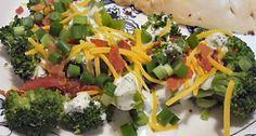 """LOADED"" CAULIFLOWER - Linda's Low Carb Menus & Recipes"