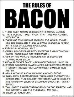 #bacon #humor