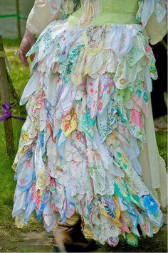 short, wedding dressses, fairies, skirts, vintag hanki