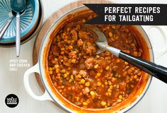 EIGHT RECIPES that will kick your tailgate party up a few notches!