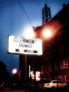 Clermont Lounge clermont loung, atl art, favorit place, atlanta icon, thing atlanta, lounges, famous clermont, space, clermont atlanta