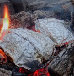 Camp Recipes | Foil Packets, Dutch Oven Camp Recipes & S'more Recipes