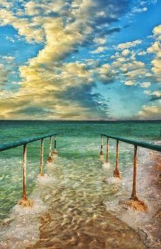 Dead Sea Isreal