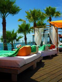 Mood Beach, Mallorca, Spain