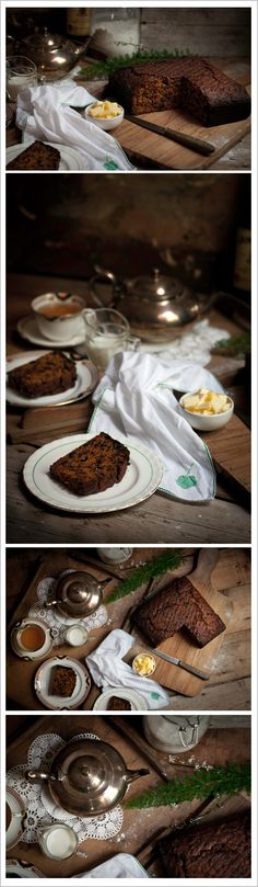 Irish Tea Cake - Brack