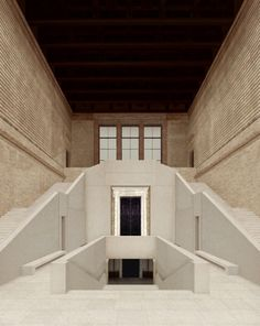 Neues Museum by David Chipperfield - definitely one of the most architecturally amazing museums I've ever been in.