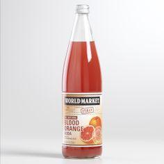 World Market® Blood Orange Italian Soda >> #WorldMarket Outdoor Movie Night