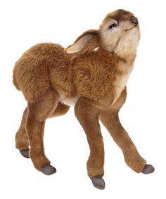 Baby Deer Plush Toy #zulily #zulilyfinds @Michele Cormier