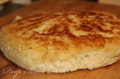 Old Fashioned Biscuit Bread...My grandma would make this.