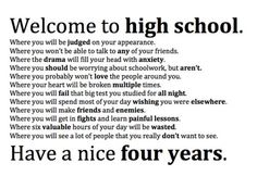 Quotes About High School Drama | drama, high school, judge, lessons, school - inspiring picture on ...