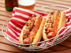 Repinned: Devilish Chili-Cheese Dogs #CookWithKohls
