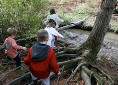 Celebrate Earth Day, huffingtonpost: Take a hike. #Earth_Day #Kids