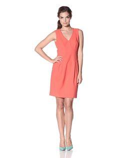 Vince Camuto Women's V-Neck Dress with Top Stitching Detail, http://www.myhabit.com/redirect/ref=qd_sw_dp_pi_li_t1?url=http%3A%2F%2Fwww.myhabit.com%2F%3F%23page%3Dd%26dept%3Dwomen%26sale%3DA167JMAINPUVAF%26asin%3DB00C0M3EKY%26cAsin%3DB00CA6YXN2