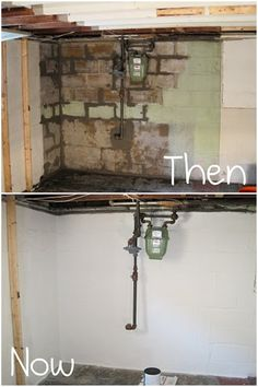basement diy