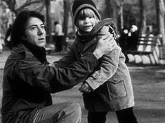 Kramer vs. Kramer (1979): The transformation of Ted Kramer (Dustin Hoffman), from a career-obsessed ad man into a caring, attentive father after his wife of many years has abruptly left him is played out in this abiding ritual of family life in the city. The Mall in Central Park is the setting for this heart-rendering scene where Ted hands back his son, Billy, to his estranged wife Joanna (Meryl Streep). Unaware of the pain that his father feels, Billy runs happily into his mother's arms.