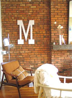#decoración #paredes de #ladrillo #visto #face #brick #wall #decoration #tijolo #rustico