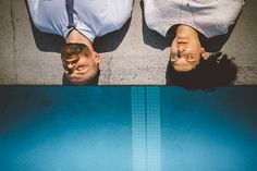 SCOTT & TINA by Art Miro, via Behance