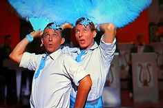"""oeehweeh"" (""White Christmas"" Danny Kaye and Bing Crosby)"