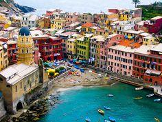 Vernazza, Liguria, Italy  www.savevernazza.com  www.rebuildmonterosso.com