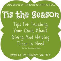 Tips for Making this Holiday Season a Season of Giving