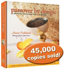 Free Passover by Design Recipes