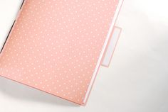File Folder Book