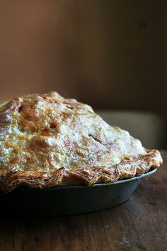 Basic Apple Pie ~ This recipe has great step by step photos.
