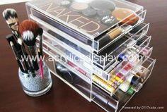 acrylic makeup box 2