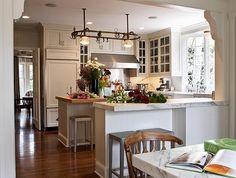dining rooms, small kitchens, cabinet, kitchen interior, design kitchen