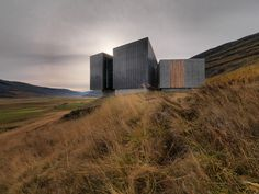 Snaefellsstofa Visitor Center / ARKÍS architects