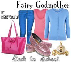 Fairy Godmother By DisneyBound
