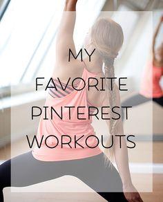 Pinterest Workouts