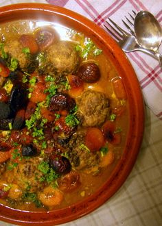 Moroccan Lamb Tajine - Kosher Food Blog - This American Bite