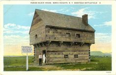 """Typology - The Block House.. """"In military science, a blockhouse is a small, isolated fort in the form of a single building. It serves as a defensive strong point against any enemy that does not possess siege equipment or, in modern times, artillery."""" #architecture #ThrowbackThursday"""