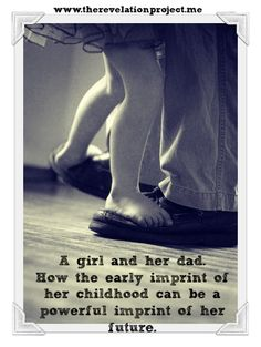 Blog post: About Fathers and Daughters and how our past Informs our future.