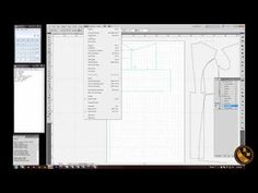 Pattern Drafting Using Adobe Illustrator: Brief Overview