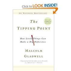More Malcolm Gladwell