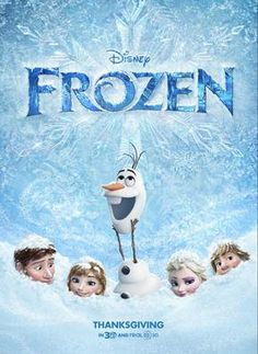 "We Can't Believe How Much We Loved Disney's ""Frozen"" #frozen #movie #disney #review"