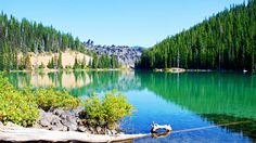 Devil's Lake, Oregon
