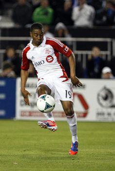 Toronto FC Reggie Lambe