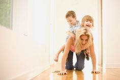Perfectly sound advice for Deployments with kids: 23 Tips For Maintaining Your Sanity While Raising Children | Alphamom