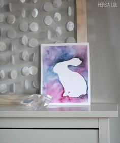 Free Watercolor Printables for Easter