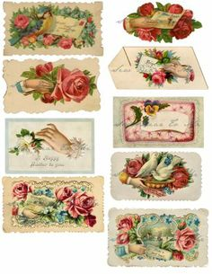 antique  and vintage .victorian cards | Sew Dear To Me: Vintage Victorian Calling Cards & Scraps Images