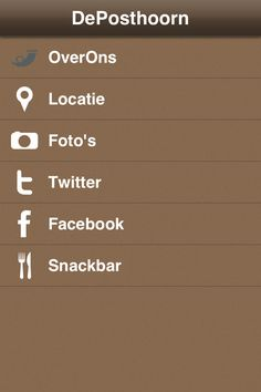 Leuke nieuwe applicatie voor Android