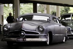 .chopped 50 ford