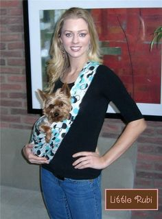 new Little Rubi Pet carrier sling for dogs cats many by LITTLERUBI, $14.99